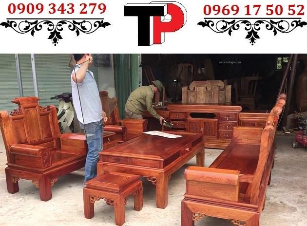 sửa chữa bàn ghế tại nhà giá rẻ quận Phú Nhuận